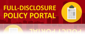 Link to Full Disclosure Policy Portal